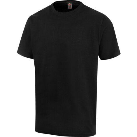 Tee-shirt de travail Job+ Würth MODYF noir - 3XL