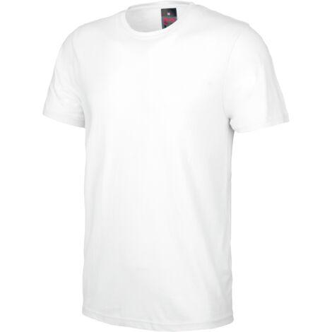 Tee-shirt de travail Job+ Würth MODYF blanc - 3XL
