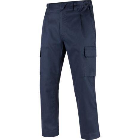 Pantalon de travail Soudeur EN 11611, EN 11612 Würth MODYF Marine - S