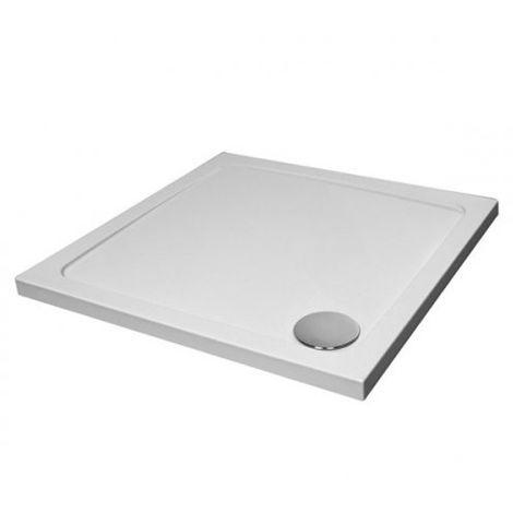 Kartell Square Shower Tray 700mm