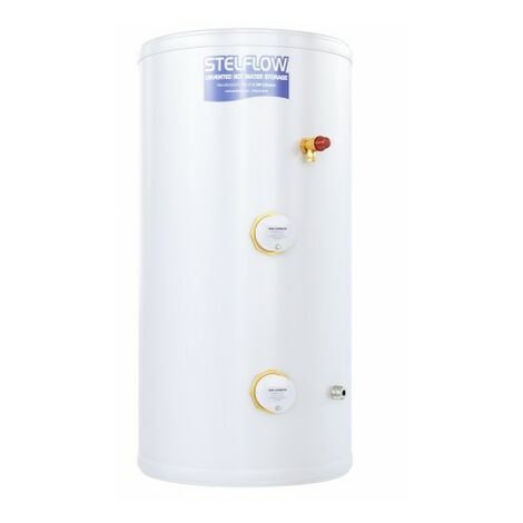RM Cylinders Stelflow Stainless Steel Direct Unvented Cylinder 150 Litre