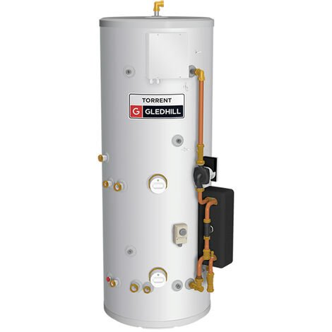 Gledhill Torrent Stainless Open Vented Cylinder 210 Litre