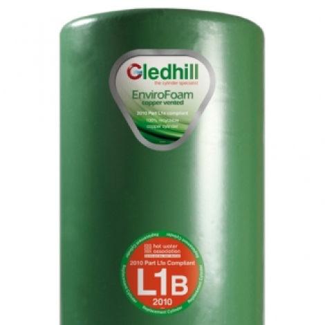 Gledhill 166 Litre Economy 7 Direct Cylinder