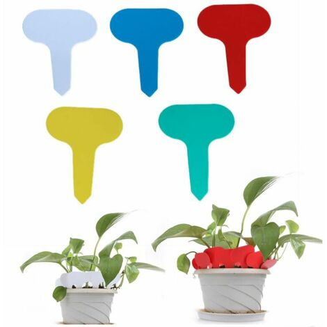 Flower Plant Labels