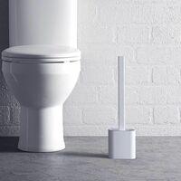 Flexible Silicone Toilet Brush