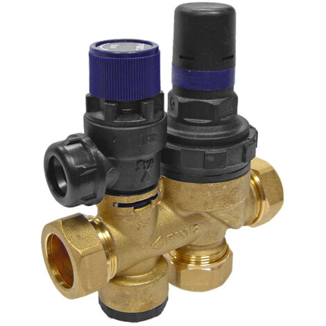 Gledhill 22mm Inlet Regulator Control 3 Bar