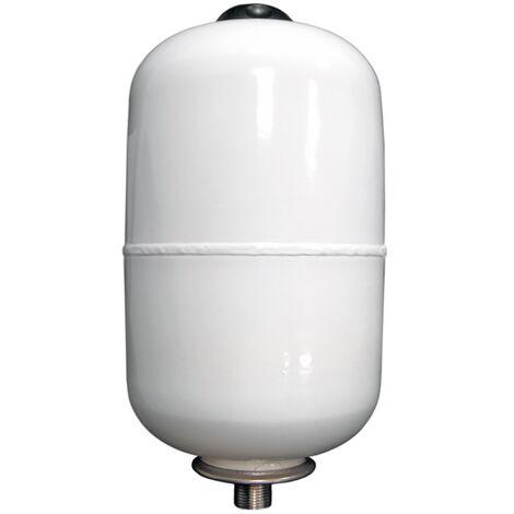 """5 Litre Varem Extravarem LC White Potable Water Expansion Vessel 3/4"""" Connection"""