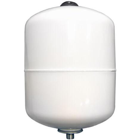 """18 Litre Varem Extravarem LC White Potable Water Expansion Vessel 3/4"""" Connection"""