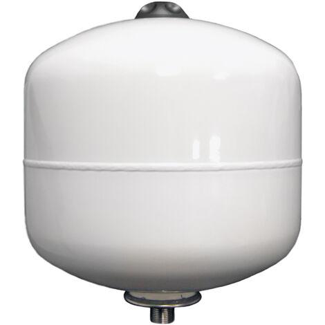 """12 Litre Varem Extravarem LC White Potable Water Expansion Vessel 3/4"""" Connection"""