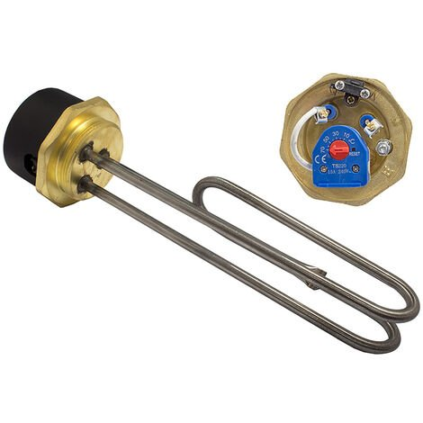 """Albion Water Heaters 2 1/4"""" Immersion Heater - UC005"""
