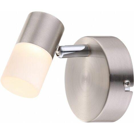 pasillo Pretty níquel 5W foco de LED Eek una cocina pasillo Globo 56219-1 CHILE