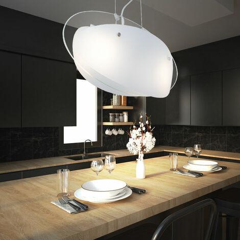 Lámpara de techo suspendido luz de la lámpara de iluminación E27 Globo 15614