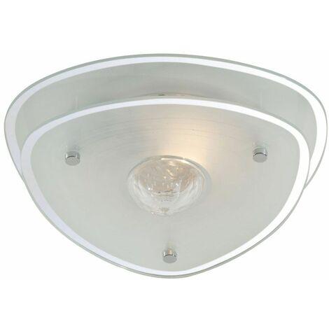 Modelo de cristal de la lámpara de techo habitaciones iluminación de cristal de la lámpara IP20 Globo 48129