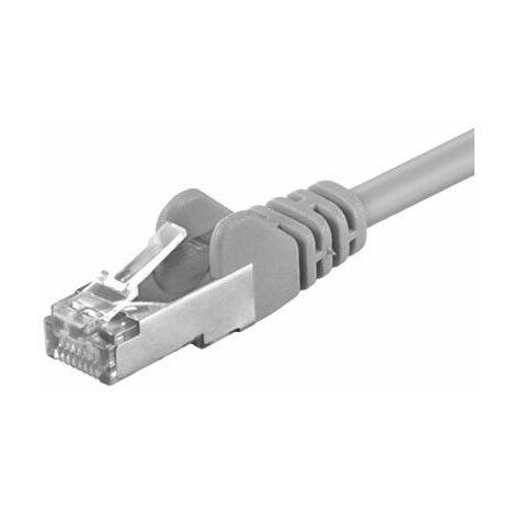 LAN red de cable de la computadora PC cable CAT-5 30,0m cable de conexión para redes 50199