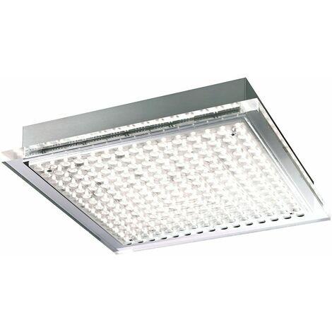 LED en instalación lámpara de techo cuarto de baño ...