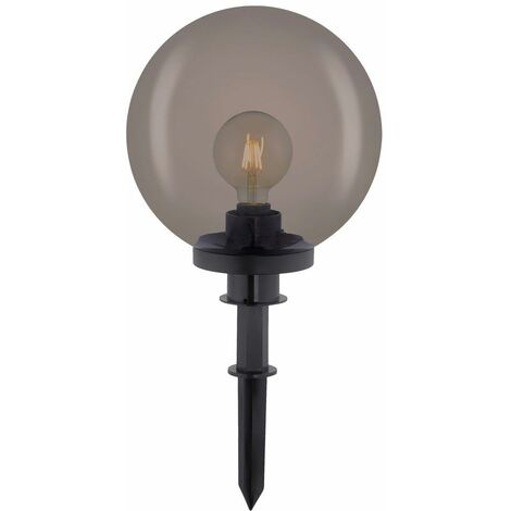 Enchufe exterior lámpara de punta de tierra bola de balcón lámpara de balcón FILAMENTO en un conjunto con iluminación LED