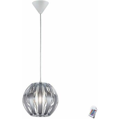 lámpara de techo colgante globo de luz que cuelga cocinas focos REGULADOR en el sistema incluyendo lámparas LED RGB