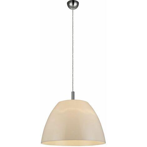 lámpara pendiente de la calidad pone de relieve la lámpara de las luces del techo de cromo suspensión E27 Globo 15178