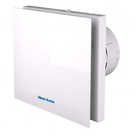 "Vent-Axia Silent VASF100B 4""/100m Axial Bathroom and Toilet Fan - 446658"