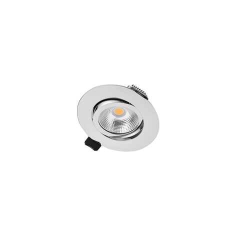 Integral LED Ultra Slim Tiltable Downlight 6.5W 65mm Cut out 4000K 670lm Dimmable - ILDL65L008