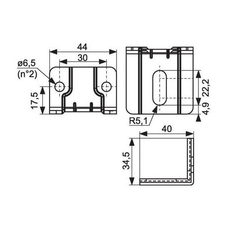ManLee Equerre Combin/ée avec Support de Limite Equerre /à Coulisse Combination Square Equerre Menuisier R/ègle Droite 300 x 25mm