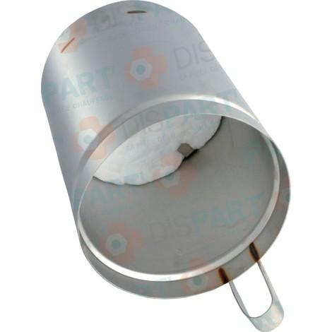 Pot combustion FX20 Réf. 87168061110 BOSCH THERMOTECHNOLOGIE