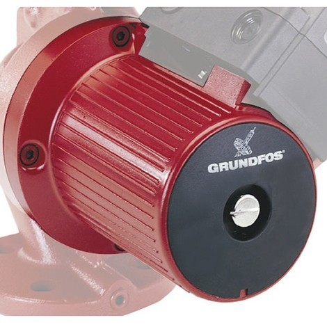 Bloc moteur pour circulateur collectif UPS Réf. UPS 40-60 F 400V Tri Réf. 96405996 GRUNDFOS