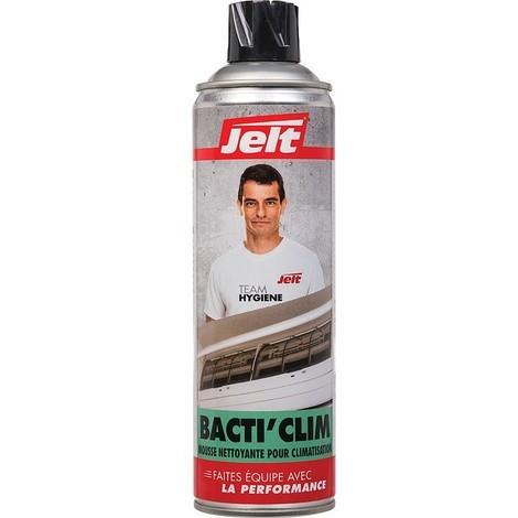 Mousse nettoyante désinfectante BACTI'CLIM Jelt