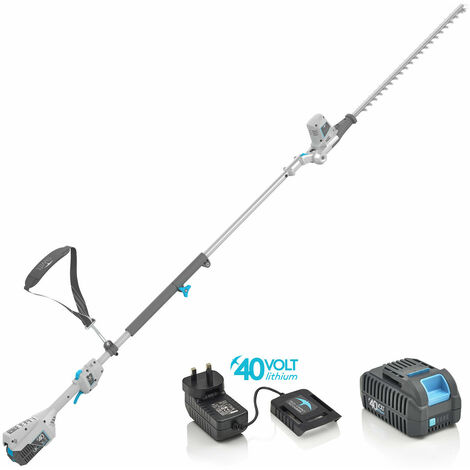 (bare tool) Swift 40V Cordless EB918D battery Pole Hedge Trimmer