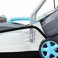 (kit) Swift 40V 32cm Cordless Digital Compact battery Lawn Mower