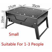 Grille de barbecue pliante taille 20x27x35cm