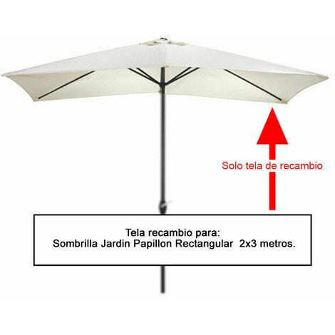 Tela Recambio Sombrilla Hexagonal Ø 3 metros (08091050)