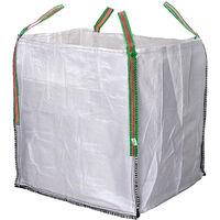 Saco Obra Rafia Big Bag 85x85x90 cm.