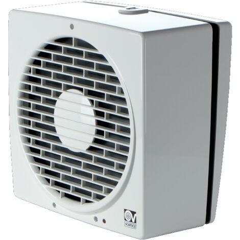 Ventilateur de fenêtre Vario 150/6 Automatique IPX4