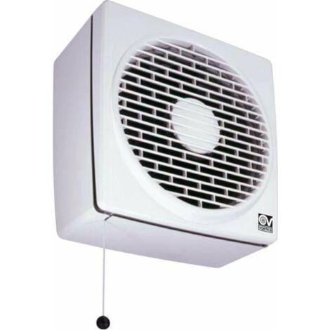 Ventilateur de fenêtre Vario 150/6 Tirette IPX4
