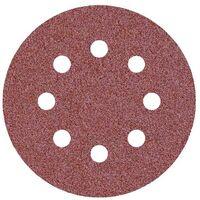 grain 240-8 trous 50 Disques abrasifs auto-agrippants MioTools pour ponceuse excentrique /Ø 125 mm