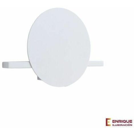 Aplique circular led Eris 1 de Mantra   Blanco