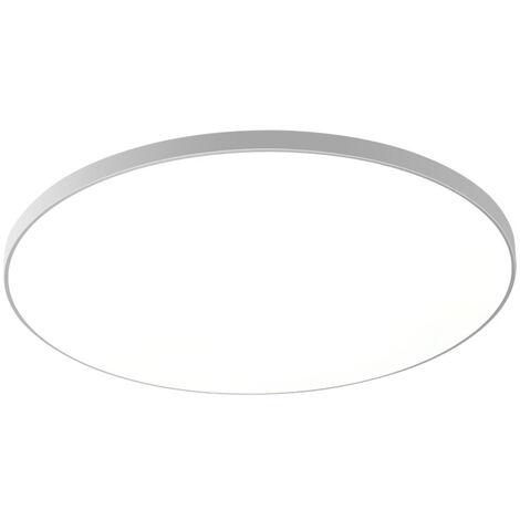 Plafonnier LED à trois épreuves éclairage étanche à l'humidité moderne simple lampe de chambre ronde allée balcon cuisine lampe de salle de bain