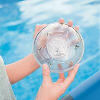 Bestway Flowclear Hot Tub and Pool LED Floating Light, 1pk