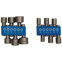 Silverline Screwdriver Set Soft Grip Torx Bit Hex Allen Key 100pce 283983