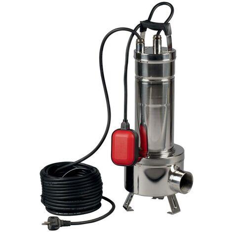 Pompe d'evacuation automatique avec broyeur DAB FEKA VS 550M-A relevage eaux chargée à Vortex avec flotteur INOX Monophaséé 0,55Kw Jetly