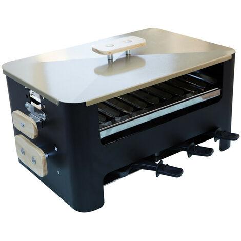 Barbacoa tipo raclette IMOR, para carbón  Family