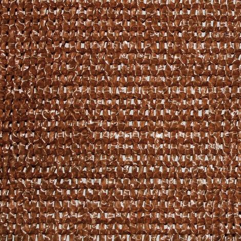 Malla Ocultación (Marrón). Rollos pequeños - 1,5 x 5 m -