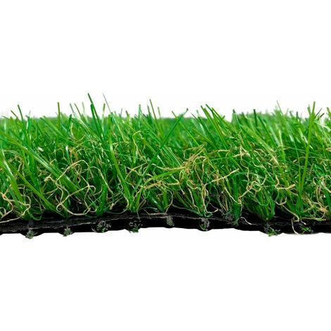 Césped Artificial Terraza Plus (40 mm) - 1x4 metros (4 m2) -