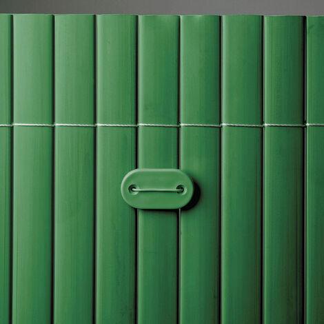 Kit de Fijación para Cañizo PVC - Verde (26 uds) -