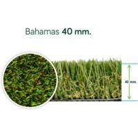 Césped Artificial Bahamas 40 mm - 1x5 metros -