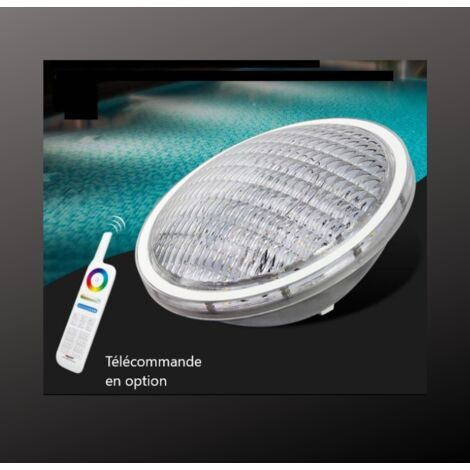 Ampoules piscine PAR56 - RGBWW 27W 2000 lumens 12-24V