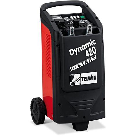 Chargeur démarreur de batterie Telwin Dynamic 420 75A / 400A