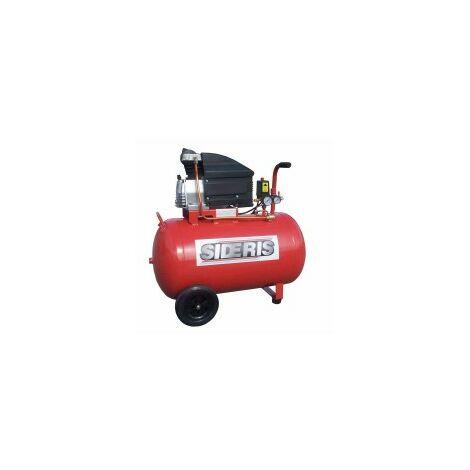 Compresseur air coaxial  100 Litres 2.5CV monophasé