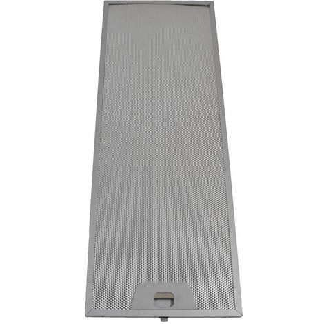 Universal Cooker Hood Metal Grease Filter 515mm x 186mm